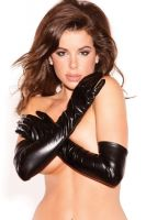 Wetlook Long Gloves