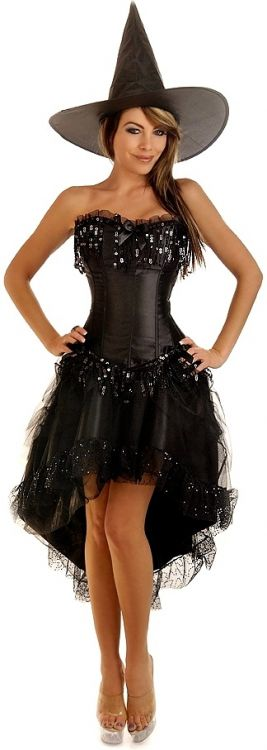 Witch-3 Pc Burlesque Witch