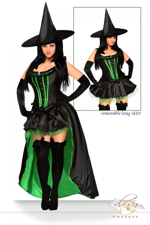Witch-Sexy Wicked Costume