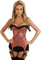 Burlesque Beauty Corset
