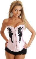 Strawberry Sin Corset