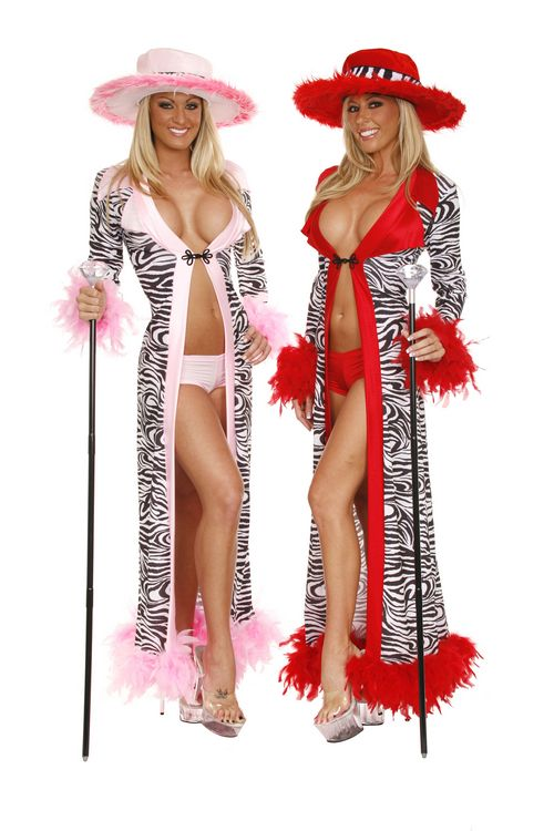 Pimp-Madame Pimp Costume - Sexy Costumes - Sexy Dresses, Sexy Gowns, Sexy Lingerie, Sexy Costumes, & Sexy Clubwear! at Danger Kitty Fashions! - (Powered by CubeCart)