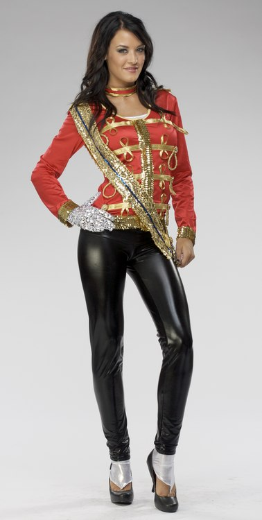 Michael Jackson-Queen of Pop Costume