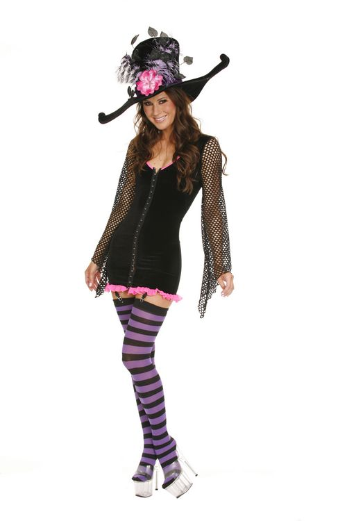 Witch-Temptation Witch Costume