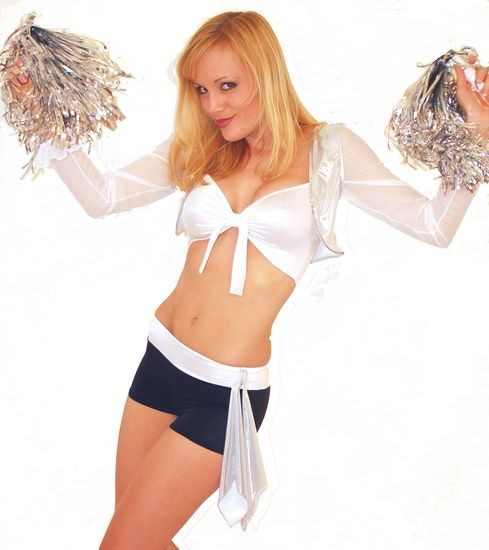 Cheerraider Costume