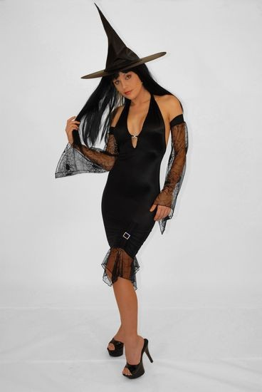 Witch-Sexy Spook Costume