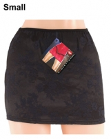 Jaquard Mini Skirt
