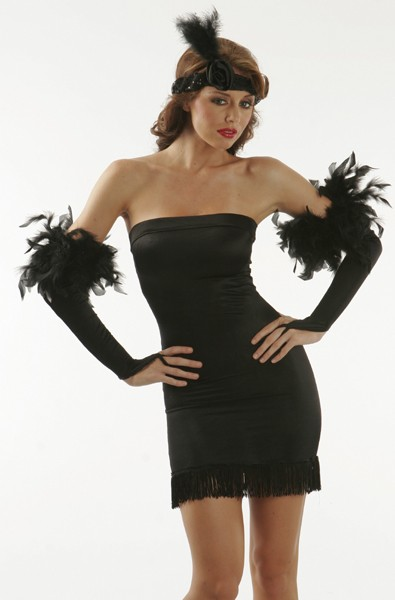 Flapper Girl Costume - Sexy Costumes - Sexy Dresses, Sexy Gowns, Sexy Lingerie, Sexy Costumes, & Sexy Clubwear! at Danger Kitty Fashions! - (Powered by CubeCart)
