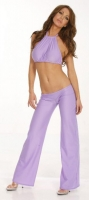 Halter & Low Rise Pant Set