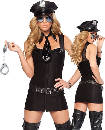 Police-Bad Cop - Sexy Costumes - Sexy Dresses, Sexy Gowns, Sexy Lingerie, Sexy Costumes, & Sexy Clubwear! at Danger Kitty Fashions! - (Powered by CubeCart)