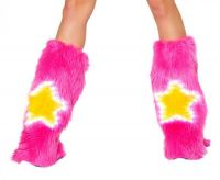 Light Up Star Legwarmers