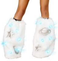 Astonaughty Light Up Legwarmers
