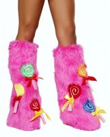 Lollipop Legwarmers