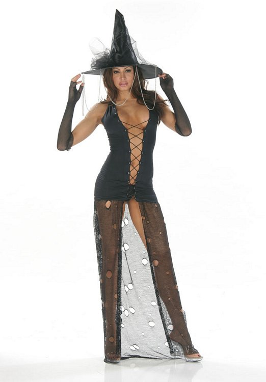 Witch-3 Piece Sultry Witch