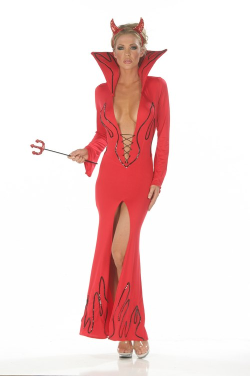 Devil-Hot Mama - Sexy Costumes - Sexy Dresses, Sexy Gowns, Sexy Lingerie, Sexy Costumes, & Sexy Clubwear! at Danger Kitty Fashions! - (Powered by CubeCart)