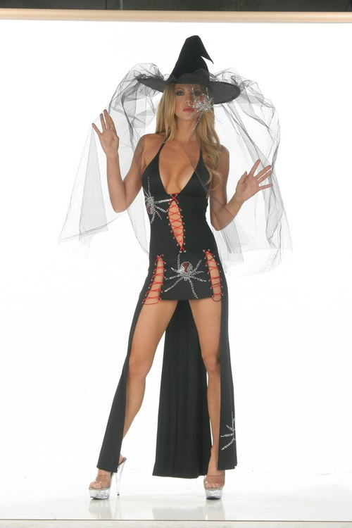 Witch-Spider Queen - Sexy Costumes - Sexy Dresses, Sexy Gowns, Sexy Lingerie, Sexy Costumes, & Sexy Clubwear! at Danger Kitty Fashions! - (Powered by CubeCart)