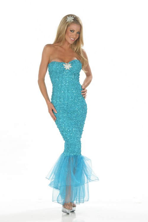 Mermaid Costume - Sexy Costumes - Sexy Dresses, Sexy Gowns, Sexy Lingerie, Sexy Costumes, & Sexy Clubwear! at Danger Kitty Fashions! - (Powered by CubeCart)