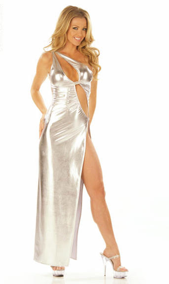 Cut Out Glamour Gown