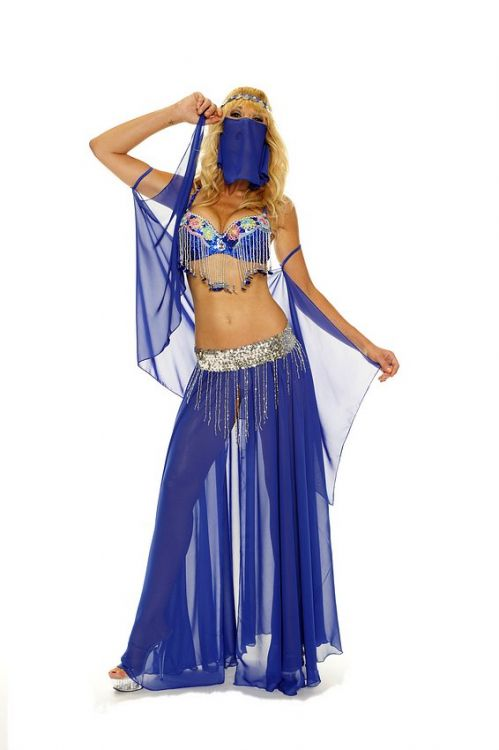 Belly Dancer Princess