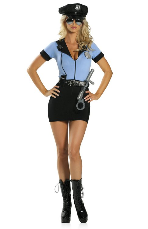 Police-Hot & Sexy Police Costume