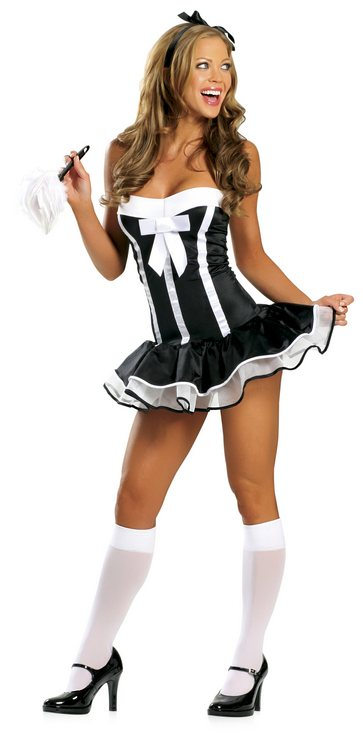 French Maid-Super Sexy Maid Costume