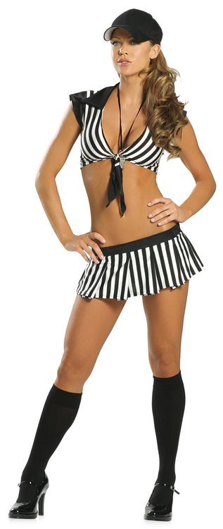 Referee Babe Costume