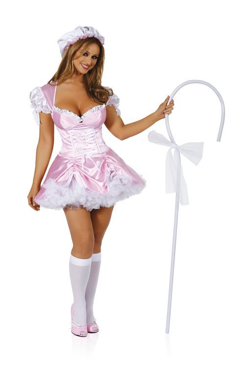 Bo Peep-Sexy Bo Peep - Sexy Costumes - Sexy Dresses, Sexy Gowns, Sexy Lingerie, Sexy Costumes, & Sexy Clubwear! at Danger Kitty Fashions! - (Powered by CubeCart)