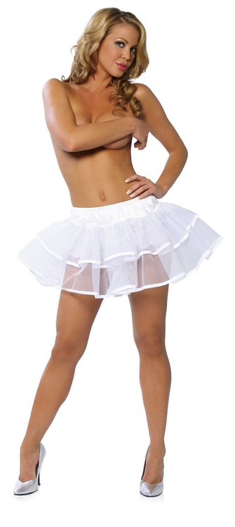 Petticoat - Double Layer Petticoat