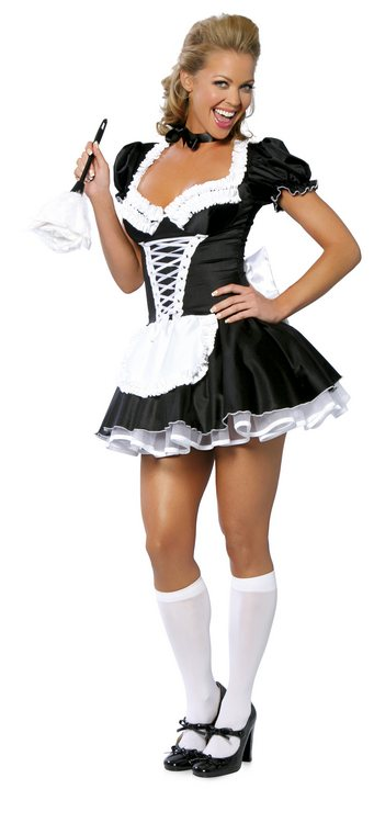 French Maid- Oh So Sexy Maid