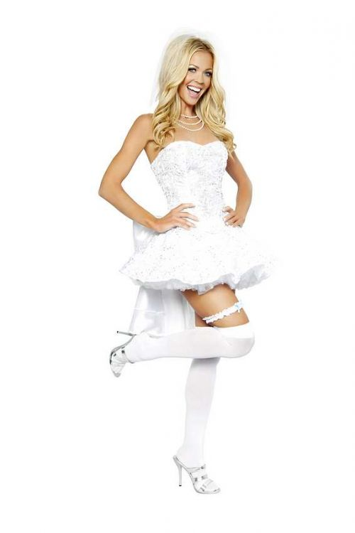 Bride-Fantasy Bride Costume