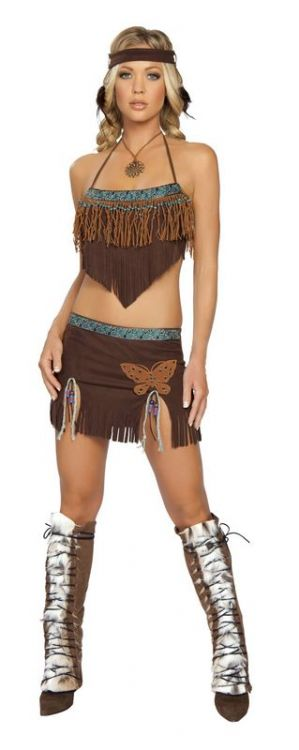 Native American Sweetie