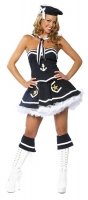 Sailor-Flirty Sailor Costume