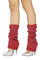 Metallic Leg Warmers