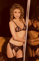 Fishnet Fantasy-3 Piece Set