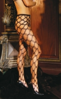 Diamond Lace Stockings