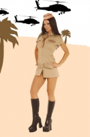Army-Captain Cutie Costume